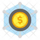 Banking System Banking Finance Icon