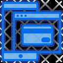 Smartphone Website Card Icon