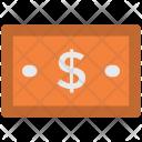 Banknote Financial Money Icon