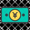 Yen Banknote Cash Icon