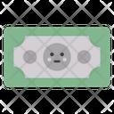 Banknote Money Dollars Icon