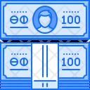 Banknote Bank Economy Icon