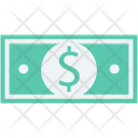 Banknote Currency Dollar Icon