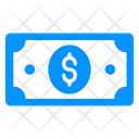 Currency Dollar Paper Money Icon