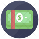 Banknote Paper Money Currency Icon