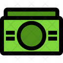 Banknote Investment Coin Icon