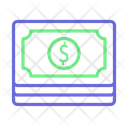 Banknote Currency Currency Note Icon