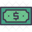 Banknote Dollar Currency Icon