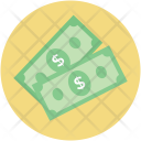 Banknotes Bills Currency Icon
