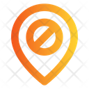 Banned Location Icon