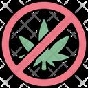 Cannabis Cannabidiol Healthcare Icon