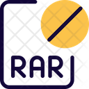 Banned Rar File Banned Rar Banned File Icon