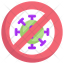 Banned Virus Icon