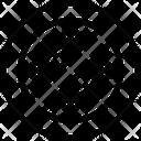 Banned Virus Icon