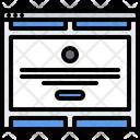 Banner Button Website Icon