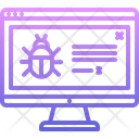 Banner Virus Money Icon