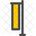 Banner Flag Promotion Icon