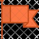 Banner Emblem Ensign Icon