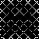 Banner Background Design Icon