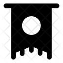 Banner Ribbon Mark Icon
