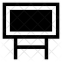 Banner Stand Icon