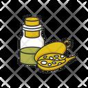 Baobab Oil Icon