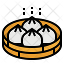 Baozi Bun Chinese Icon