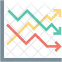 Bar Chart Financial Icon