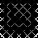 Bar Chart Diagram Icon