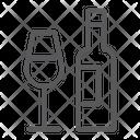 Bar Alcohol Drink Icon