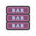 Bar Bar Signbooard Sign Board Icon