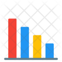 Bar Chart Report Icon