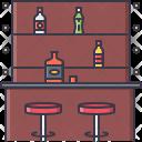 Bar Club Party Icon