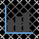 Bar Chart Analysis Icon
