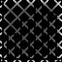Bar Graph Data Icon