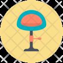 Bar Saloon Chair Icon