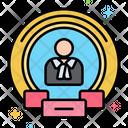 Bar Association Icon
