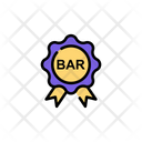 Bar Badge Icon