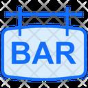 Bar Board Bar Beer Icon