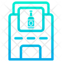 Bar Building Icon