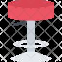 Bar Chair Icon