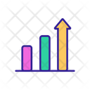 Analyse Chart Business Icon