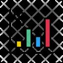 Barchart Graph Dollar Icon