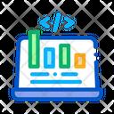 Bar Chart Data Icon