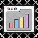 Chart Graph Report Icon