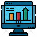 Bar Chart Computer Icon