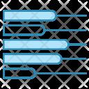 Analytics Diagram Report Icon