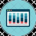 Chart Graph Analytics Icon