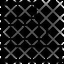 Bar Chart Side Bar Chart Bar Graph Icon