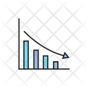 Bar Chart Analytics Bar Graph Icon